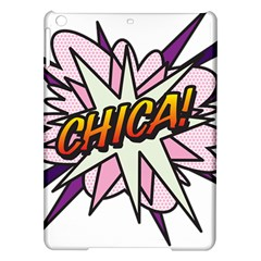 Comic Book Chica! iPad Air Hardshell Cases