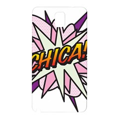 Comic Book Chica! Samsung Galaxy Note 3 N9005 Hardshell Back Case