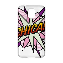 Comic Book Chica! Samsung Galaxy S5 Hardshell Case