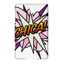 Comic Book Chica! Samsung Galaxy Tab S (8.4 ) Hardshell Case