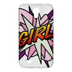 Comic Book Girl!  Samsung Galaxy Mega 6.3  I9200 Hardshell Case