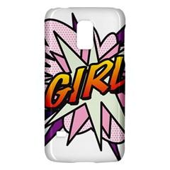 Comic Book Girl!  Galaxy S5 Mini