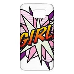 Comic Book Girl!  Galaxy S6