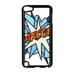 Comic Book Garcon! Apple iPod Touch 5 Case (Black)
