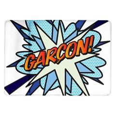 Comic Book Garcon! Samsung Galaxy Tab 10.1  P7500 Flip Case