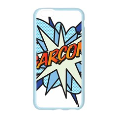 Comic Book Garcon! Apple Seamless iPhone 6/6S Case (Color)