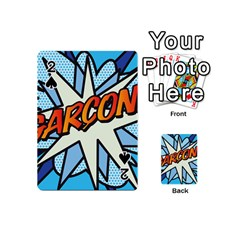Comic Book Garcon! Playing Cards 54 (Mini)