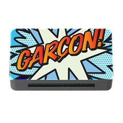 Comic Book Garcon! Memory Card Reader With Cf
