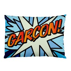 Comic Book Garcon! Pillow Cases (Two Sides)