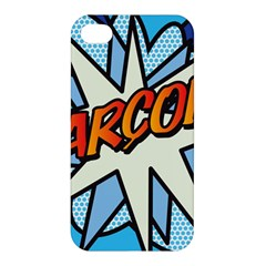 Comic Book Garcon! Apple iPhone 4/4S Hardshell Case