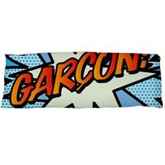 Comic Book Garcon! Body Pillow Cases Dakimakura (Two Sides)