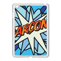 Comic Book Garcon! Apple iPad Mini Case (White)