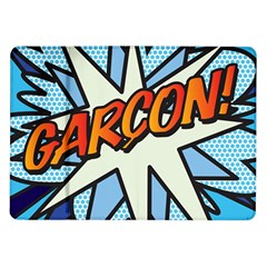 Comic Book Garcon! Samsung Galaxy Tab 10.1  P7500 Flip Case