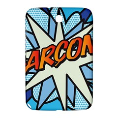 Comic Book Garcon! Samsung Galaxy Note 8.0 N5100 Hardshell Case