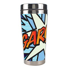 Comic Book Garcon! Stainless Steel Travel Tumblers