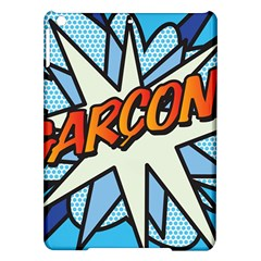 Comic Book Garcon! iPad Air Hardshell Cases