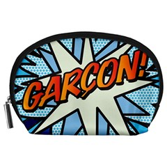 Comic Book Garcon! Accessory Pouches (Large)