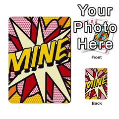 Comic Book Mine! Multi-purpose Cards (Rectangle)