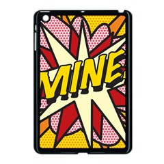 Comic Book Mine! Apple iPad Mini Case (Black)