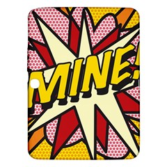 Comic Book Mine! Samsung Galaxy Tab 3 (10.1 ) P5200 Hardshell Case