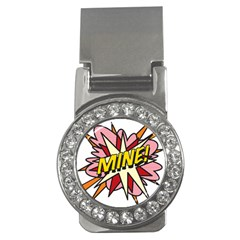 Comic Book Mine! Money Clips (CZ)