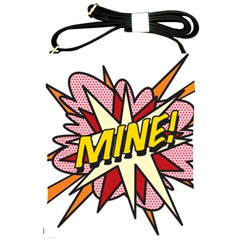 Comic Book Mine! Shoulder Sling Bags