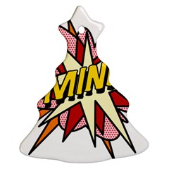 Comic Book Mine! Ornament (Christmas Tree)