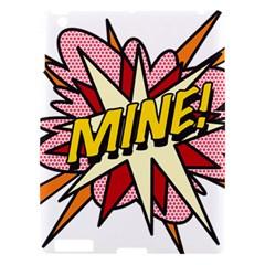Comic Book Mine! Apple iPad 3/4 Hardshell Case