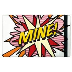 Comic Book Mine! Apple iPad 3/4 Flip Case