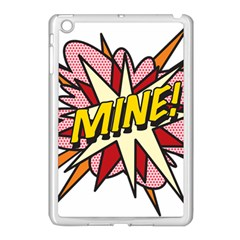Comic Book Mine! Apple iPad Mini Case (White)
