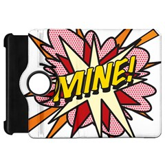 Comic Book Mine! Kindle Fire HD Flip 360 Case