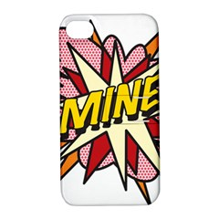Comic Book Mine! Apple iPhone 4/4S Hardshell Case with Stand