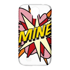 Comic Book Mine! Samsung Galaxy S4 Classic Hardshell Case (PC+Silicone)