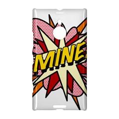 Comic Book Mine! Nokia Lumia 1520