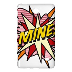 Comic Book Mine! Samsung Galaxy Tab 4 (7 ) Hardshell Case