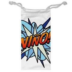 Comic Book Nino! Jewelry Bags