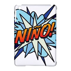 Comic Book Nino! Apple iPad Mini Hardshell Case (Compatible with Smart Cover)