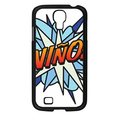 Comic Book Nino! Samsung Galaxy S4 I9500/ I9505 Case (Black)