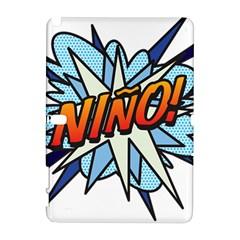 Comic Book Nino! Samsung Galaxy Note 10.1 (P600) Hardshell Case