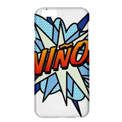 Comic Book Nino! Apple iPhone 6 Plus/6S Plus Hardshell Case