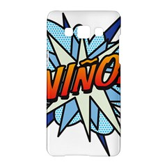 Comic Book Nino! Samsung Galaxy A5 Hardshell Case