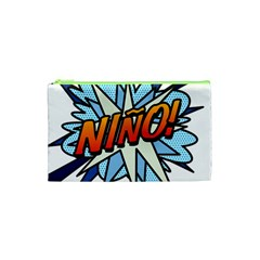 Comic Book Nino! Cosmetic Bag (XS)