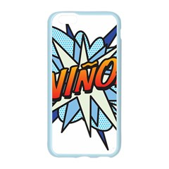 Comic Book Nino! Apple Seamless iPhone 6/6S Case (Color)
