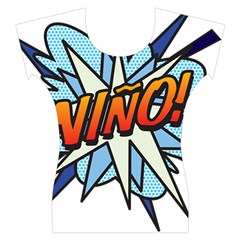 Comic Book Nino! Women s Cap Sleeve Top