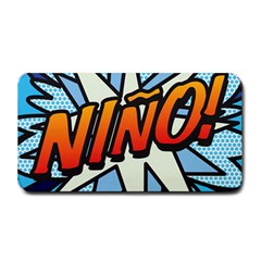 Comic Book Nino! Medium Bar Mats
