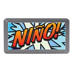 Comic Book Nino! Memory Card Reader (Mini)