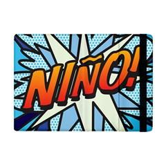 Comic Book Nino! Apple iPad Mini Flip Case