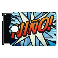 Comic Book Nino! Apple iPad 2 Flip 360 Case
