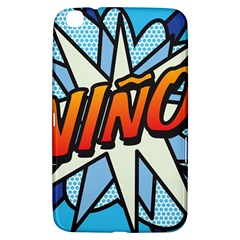 Comic Book Nino! Samsung Galaxy Tab 3 (8 ) T3100 Hardshell Case