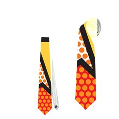 Hands Off. This is mine! Neckties (Two Side)